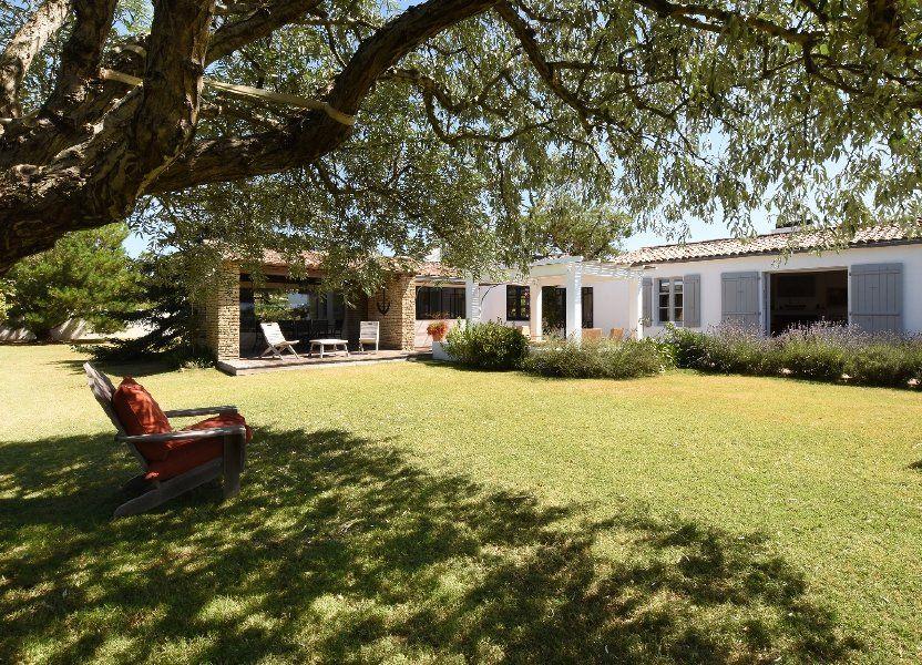 Maison à vendre 204.85m2 à Les Portes-en-Ré