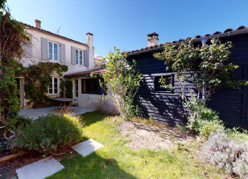 Maison à vendre 160m2 à La Couarde-sur-Mer