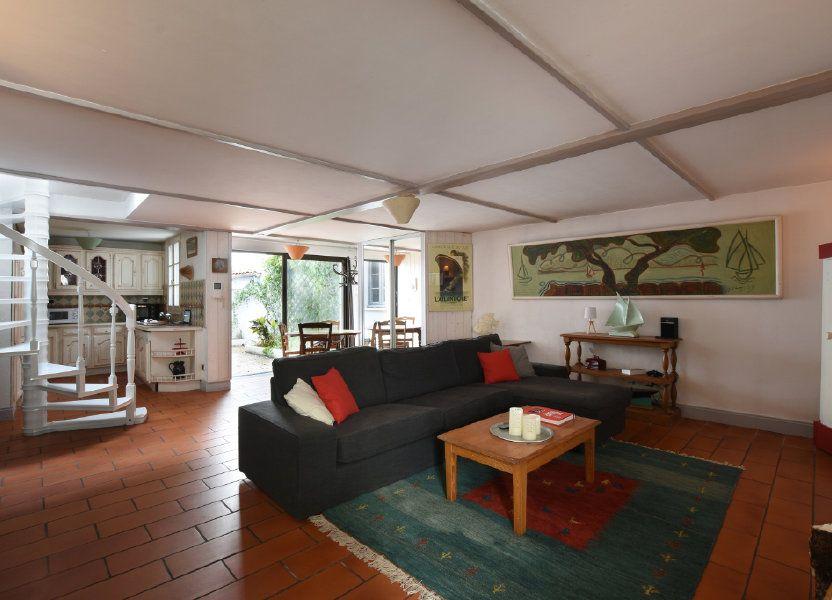 Maison à vendre 110m2 à Les Portes-en-Ré