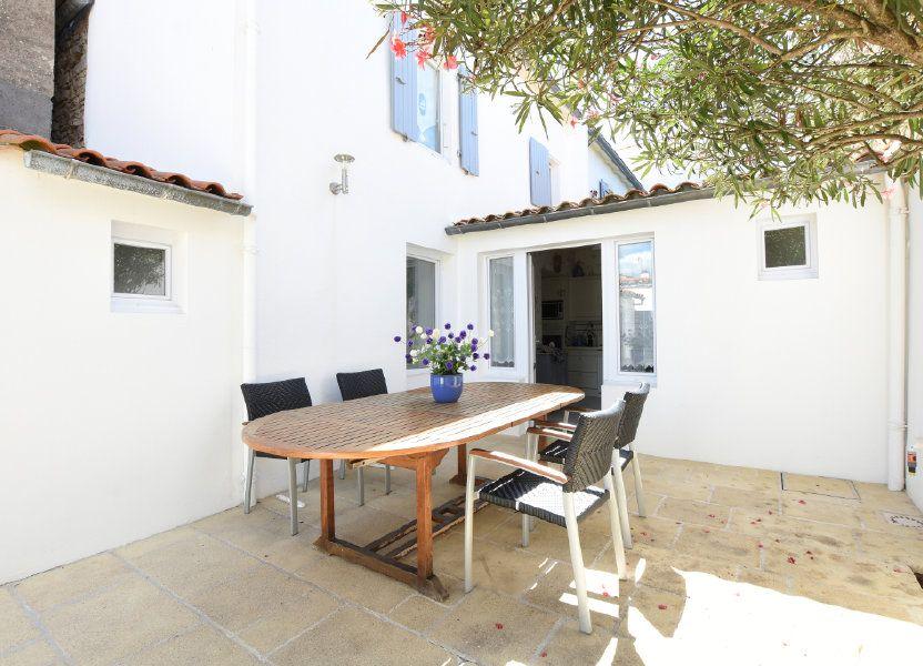 Maison à vendre 95.25m2 à La Couarde-sur-Mer