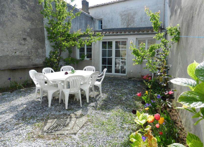 Maison à vendre 99m2 à La Couarde-sur-Mer