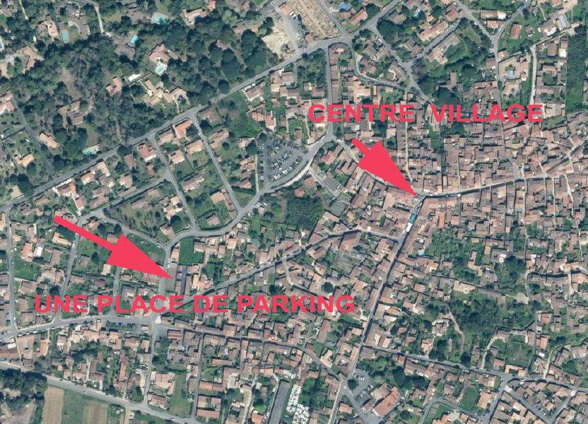 Terrain à vendre 17.5m2 à Les Portes-en-Ré