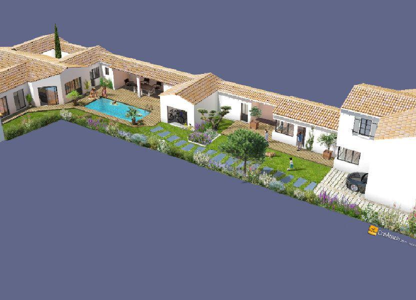 Maison à vendre 284m2 à Le Bois-Plage-en-Ré