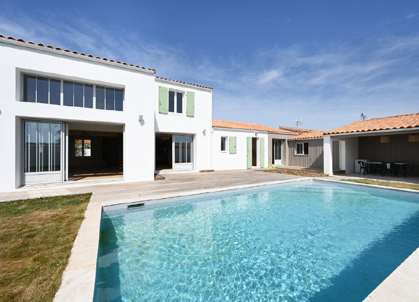 Maison à vendre 230m2 à Sainte-Marie-de-Ré