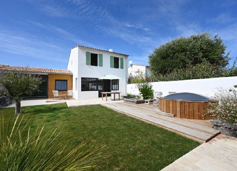 Maison à vendre 146m2 à Saint-Clément-des-Baleines
