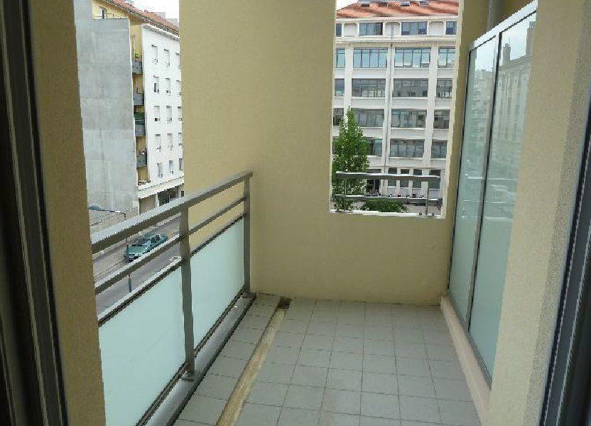 Appartement à louer 43.69m2 à Villeurbanne