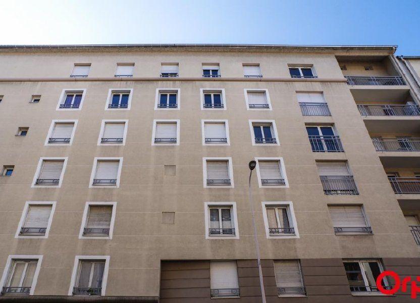 Appartement à louer 37.04m2 à Lyon 7