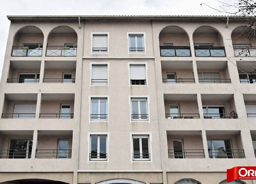 Appartement à louer 24.86m2 à Lyon 8