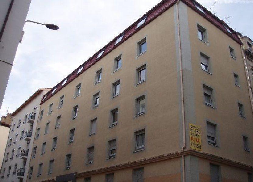 Appartement à louer 20m2 à Lyon 7