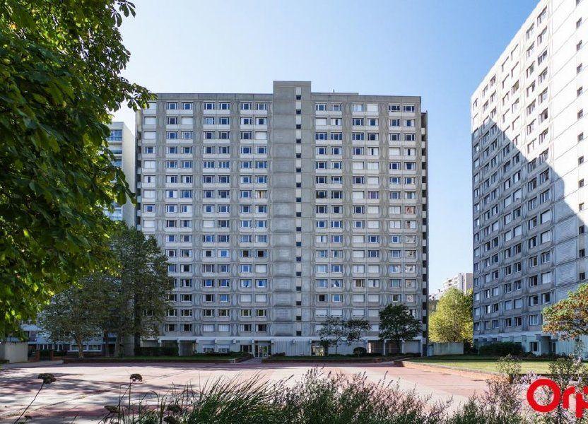 Appartement à louer 31.53m2 à Villeurbanne