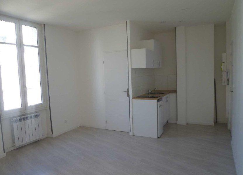 Appartement à louer 21.47m2 à Lyon 7
