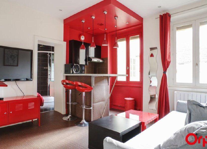 Appartement à louer 23.04m2 à Lyon 4