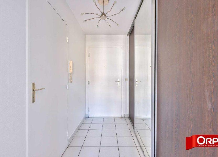 Appartement à louer 34.59m2 à Lyon 8