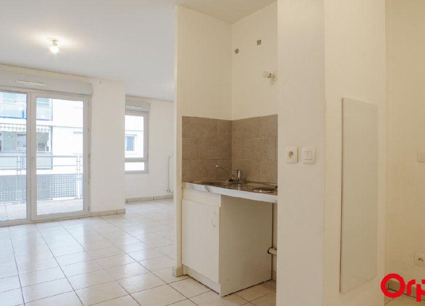Appartement à louer 30.86m2 à Vaulx-en-Velin