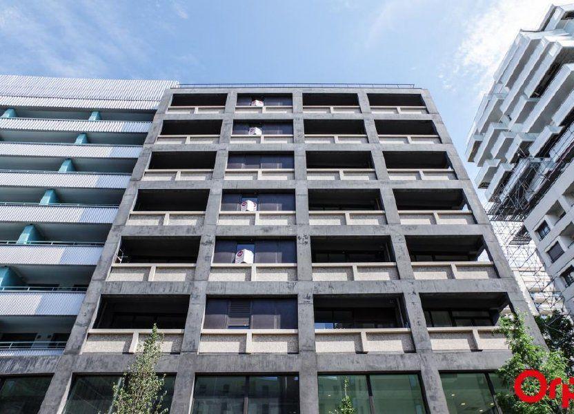 Appartement à louer 30.96m2 à Lyon 3