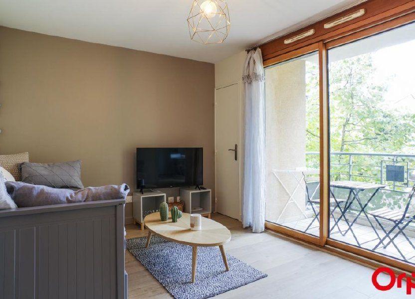 Appartement à louer 27.8m2 à Lyon 3