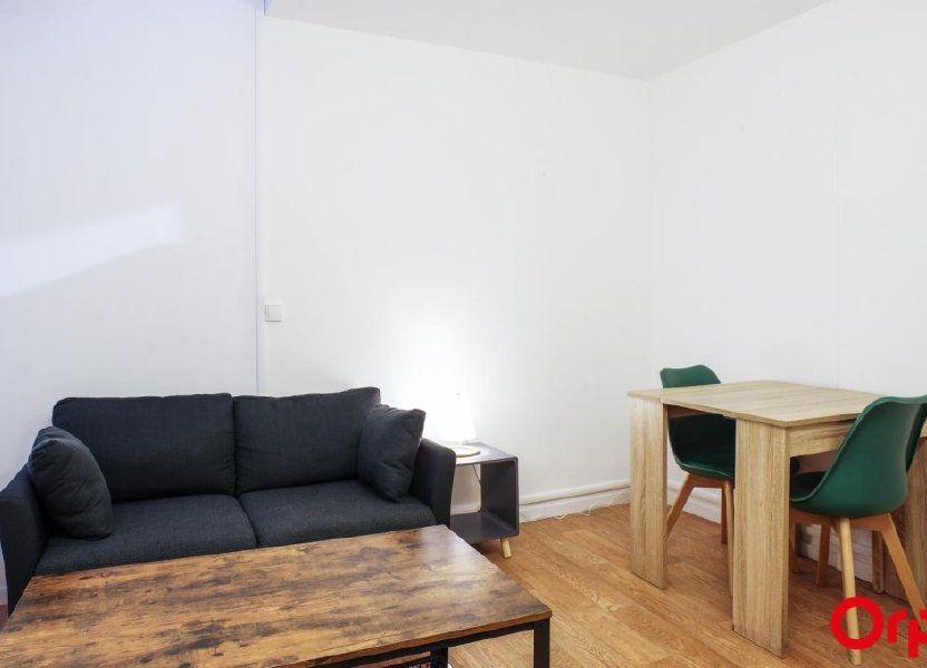 Appartement à louer 17.9m2 à Lyon 6