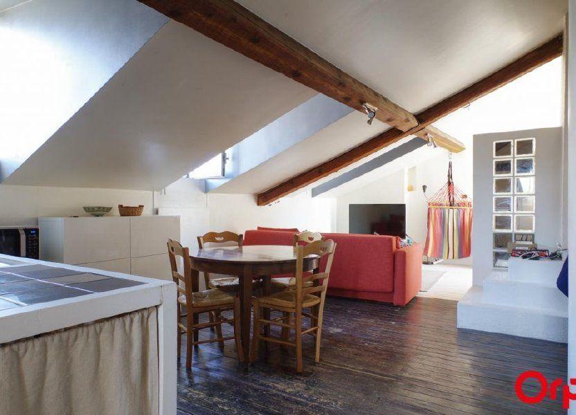 Appartement à louer 37.5m2 à Lyon 3