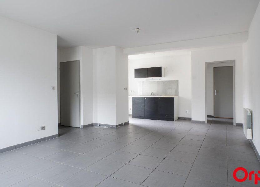 Appartement à louer 62m2 à Meyzieu
