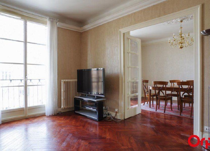 Appartement à louer 136.06m2 à Lyon 6