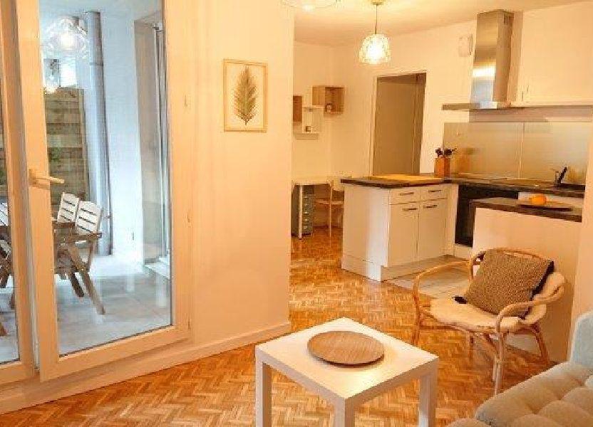 Appartement à louer 33.5m2 à Lyon 7