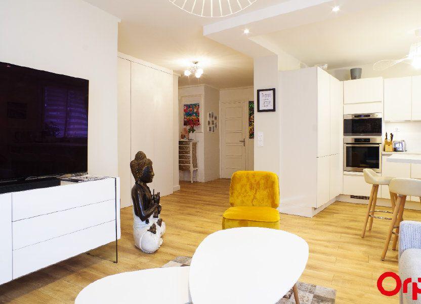 Appartement à vendre 72m2 à Lyon 3