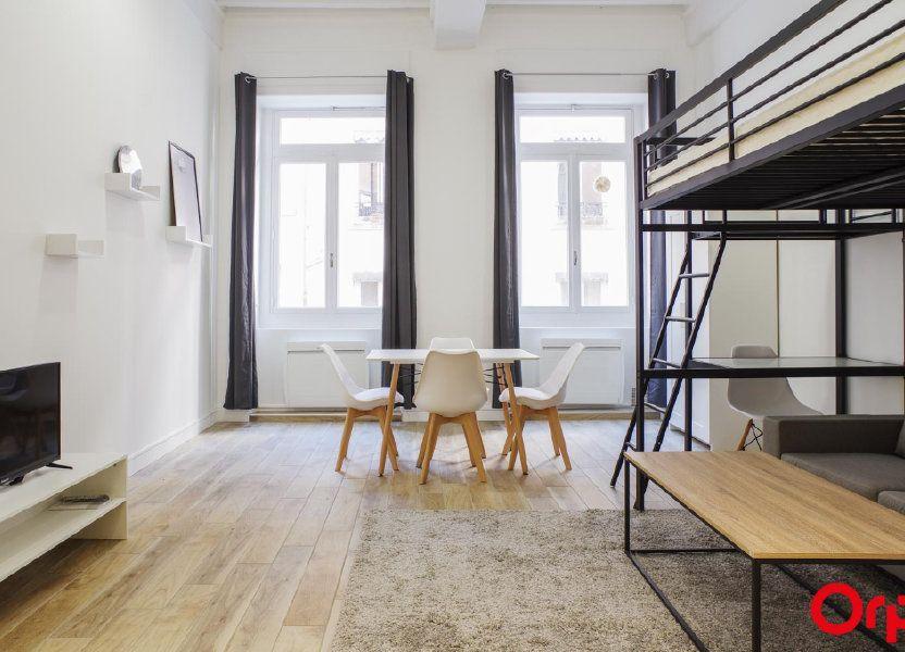 Appartement à louer 33m2 à Lyon 1
