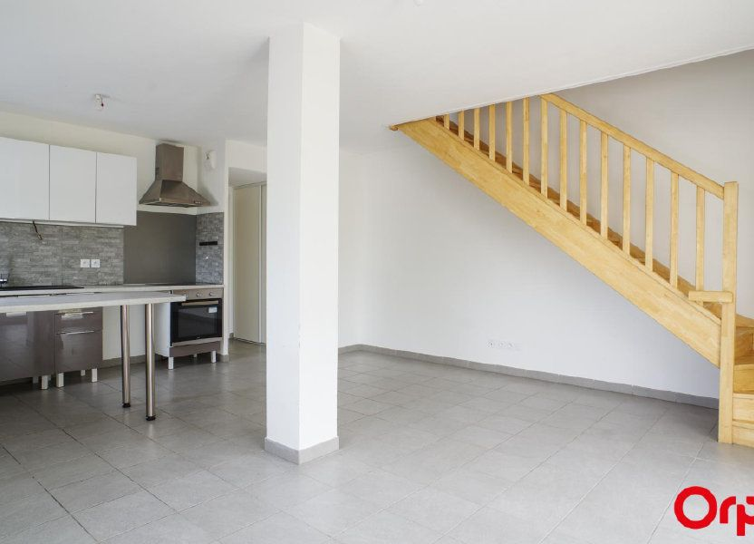 Appartement à louer 74.79m2 à Villeurbanne