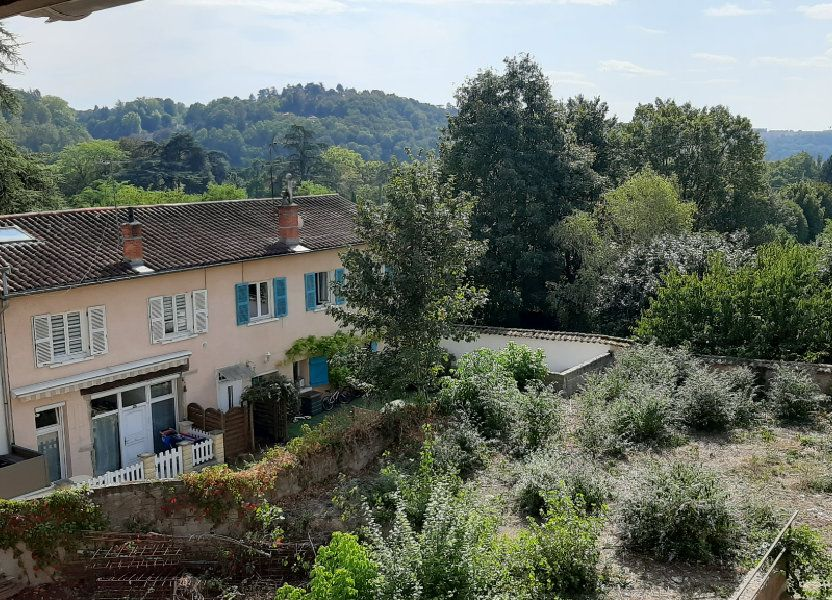 Appartement à vendre 62m2 à Collonges-au-Mont-d'Or