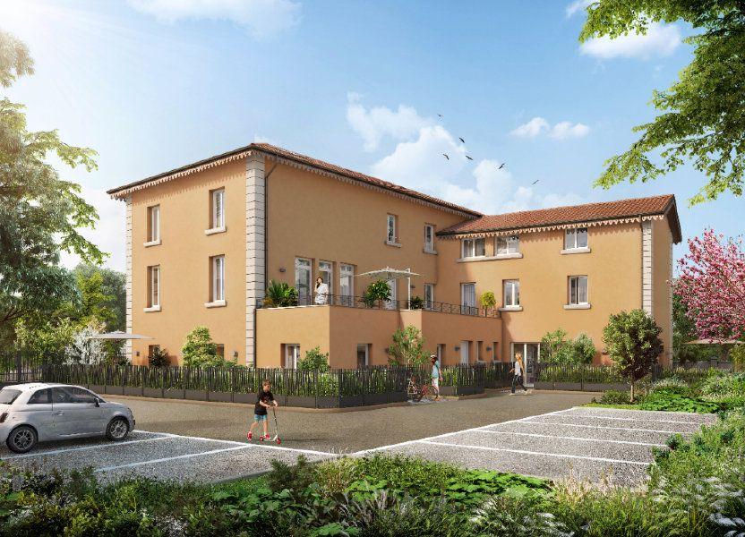 Appartement à vendre 38m2 à Collonges-au-Mont-d'Or