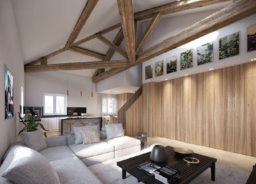 Appartement à vendre 84m2 à Collonges-au-Mont-d'Or
