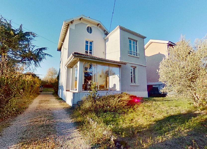 Maison à vendre 178m2 à Caluire-et-Cuire