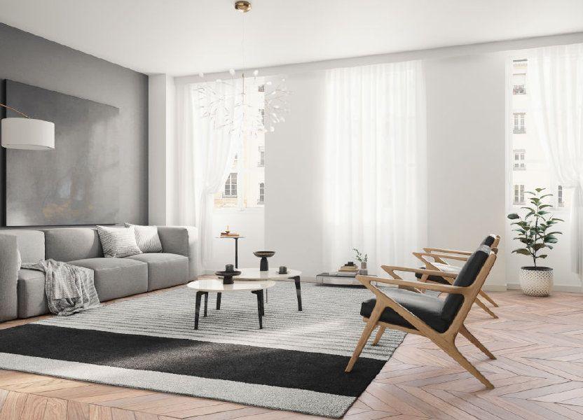 Appartement à vendre 54m2 à Lyon 2