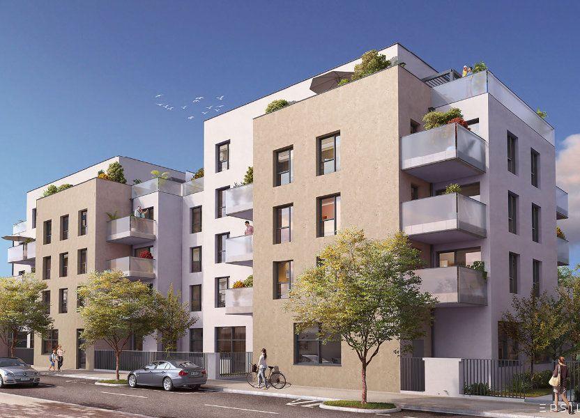 Appartement à vendre 33m2 à Lyon 8