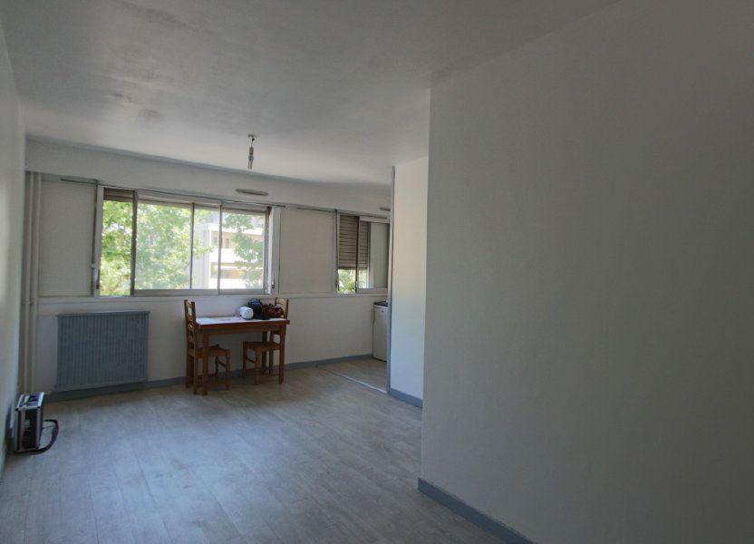 Appartement à louer 28m2 à Villeurbanne