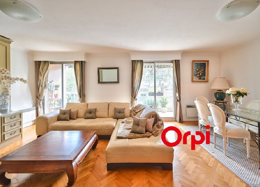 Appartement à vendre 109m2 à Tassin-la-Demi-Lune