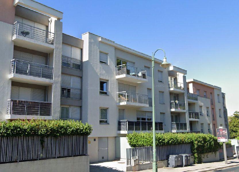 Appartement à vendre 47m2 à Tassin-la-Demi-Lune