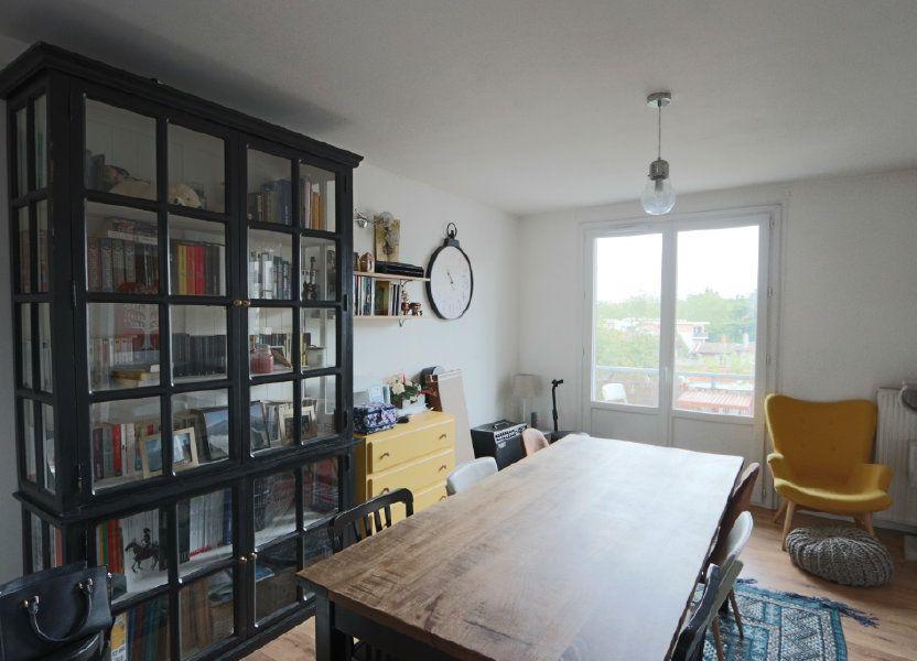 Appartement à vendre 53.45m2 à Tassin-la-Demi-Lune