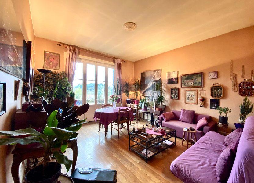 Appartement à vendre 87m2 à Tassin-la-Demi-Lune