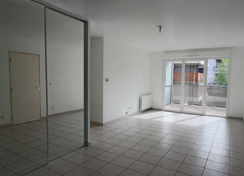 Appartement à vendre 66.35m2 à Tassin-la-Demi-Lune