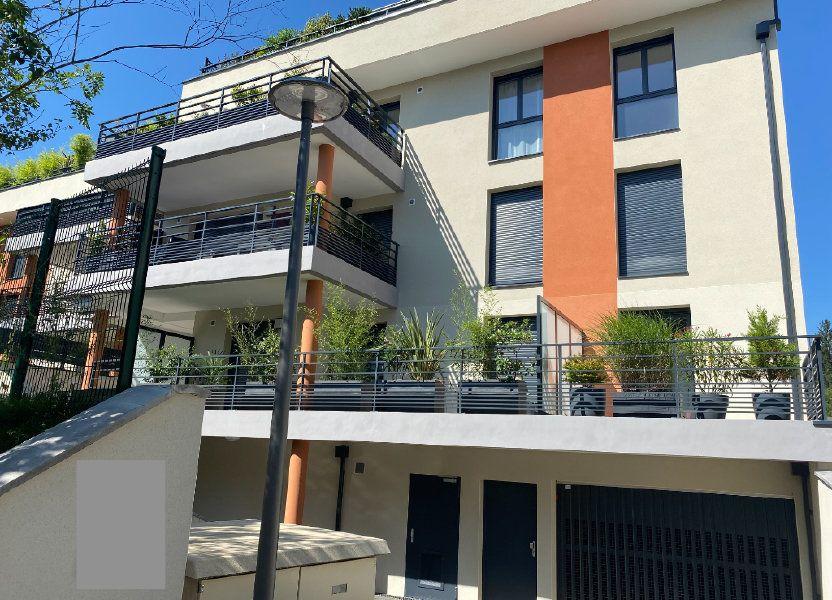 Appartement à vendre 65m2 à Tassin-la-Demi-Lune