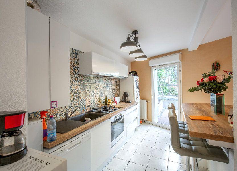 Appartement à vendre 90.56m2 à Bordeaux