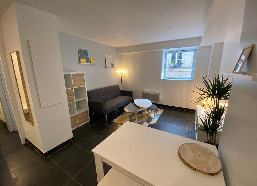 Appartement à louer 37m2 à Bordeaux