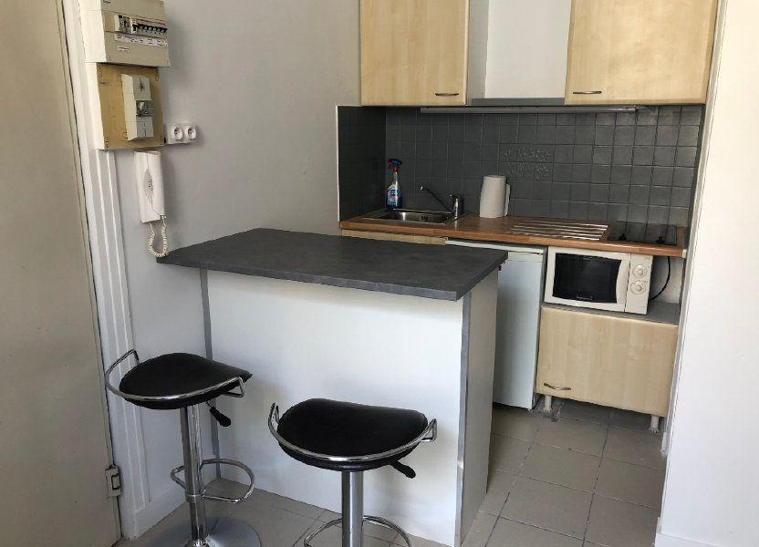 Appartement à louer 17m2 à Bordeaux