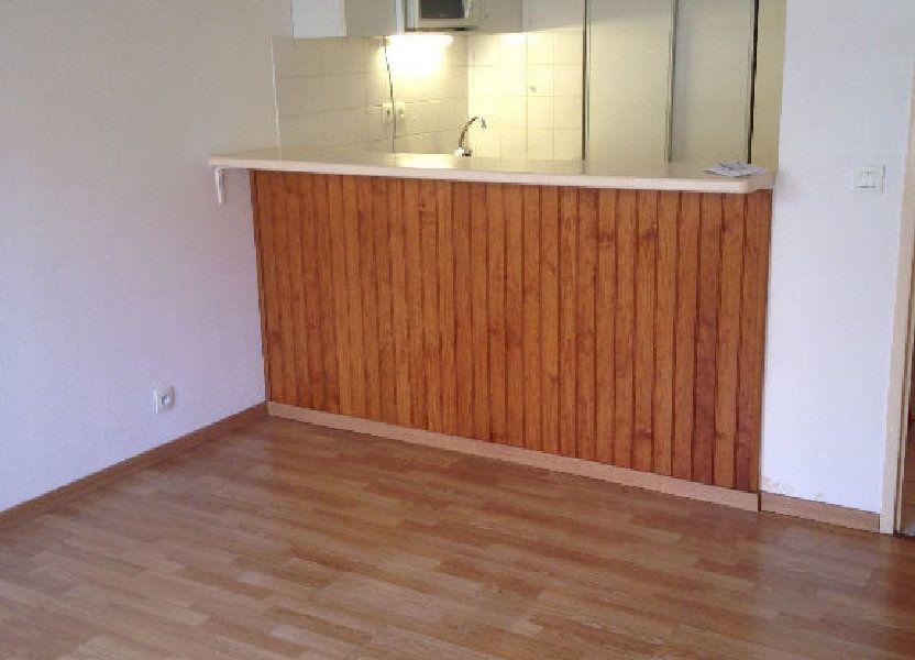 Appartement à louer 31.69m2 à Toulouse