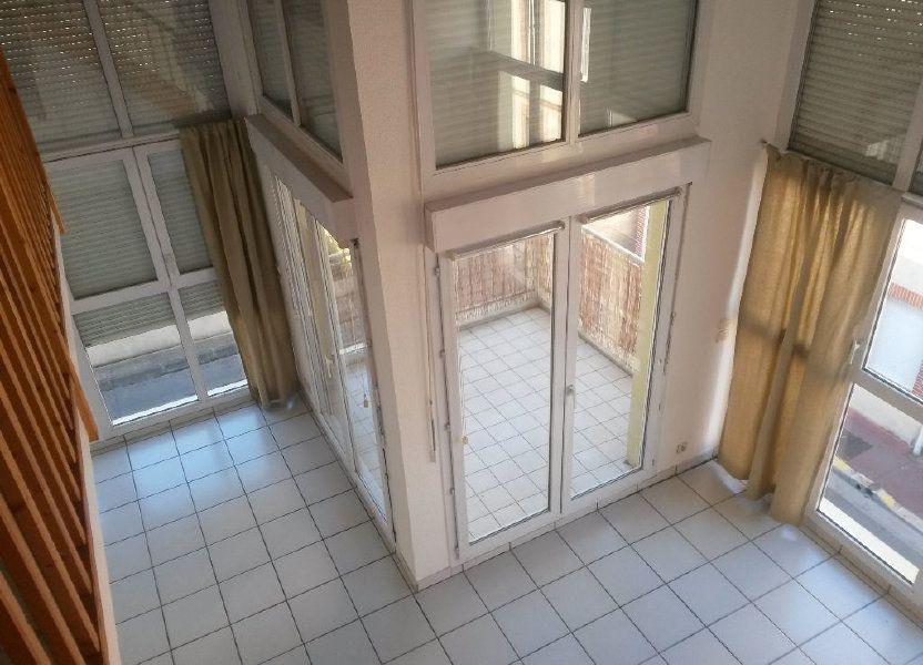 Appartement à louer 59.04m2 à Toulouse