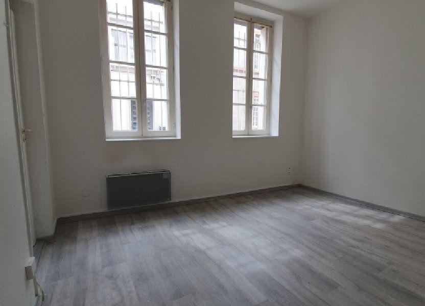 Appartement à louer 17.79m2 à Toulouse