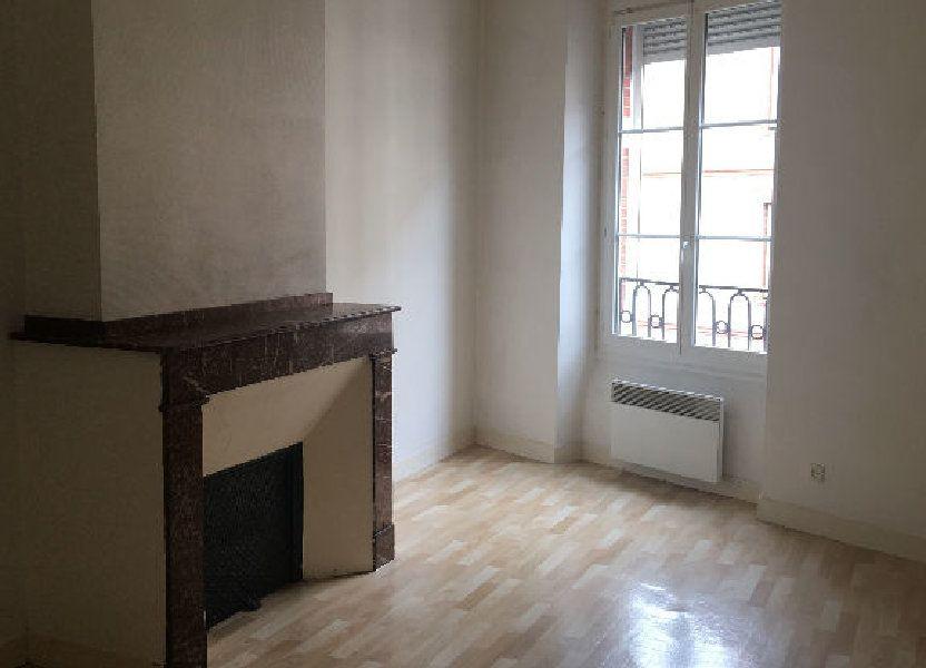 Appartement à louer 22m2 à Toulouse