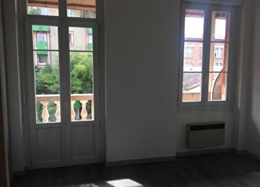 Appartement à louer 16.66m2 à Toulouse