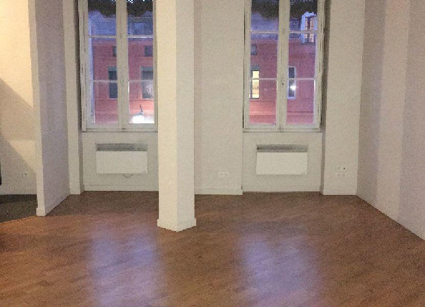 Appartement à louer 73.08m2 à Toulouse